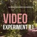 Das Video-Experiment #1 im TANZ DER FREUDE